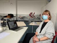Forschung digital - Das Haus der kleinen Forscher zu Besuch im Berufskolleg Lübbecke