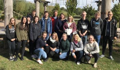 Kommunikation ist alles – Teamtraining der WG21B