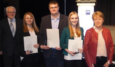 Schülerinnen und Schüler des Berufskollegs Lübbecke gehören zu den Besten!