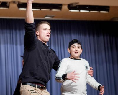 Enjoy Difference, Start Tolerance - Kulturprojekt zum vierten Mal