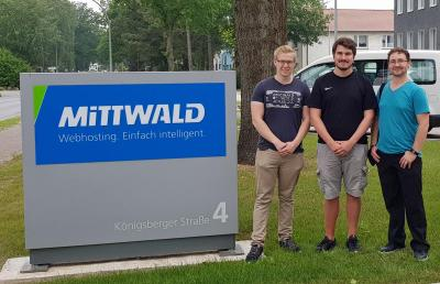 IT-Workshop bei Mittwald CM Service