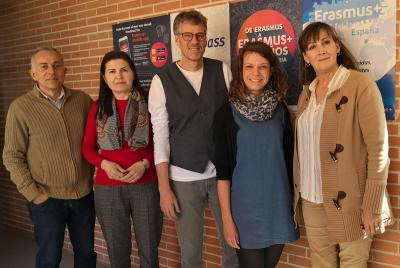 Berufskolleg Lübbecke goes abroad!