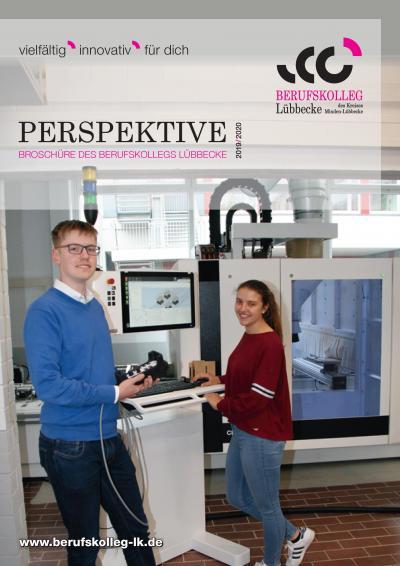 Perspektive 2019/2020 - neue Broschüre hier bereits online