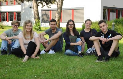 Vielfalt ist Trumpf - Deutsch-Französischer Tag am Berufskolleg Lübbecke