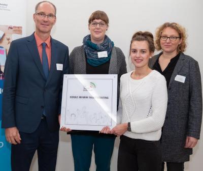"""Potenziale entfalten und Talente fördern. Das Berufskolleg Lübbecke ist """"Schule im NRW-Talentscouting"""""""