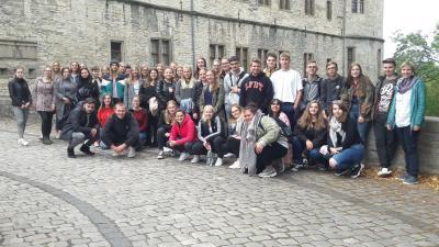 Besuch der Erinnerungs- und Gedenkstätte Wewelsburg 1933-1945